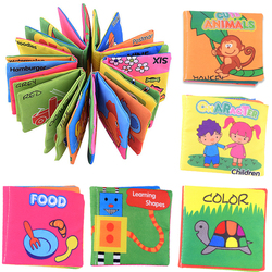 Hot sale 1pc cloth cloth book baby early development educational toy gift for 0 3y soft.jpg 250x250