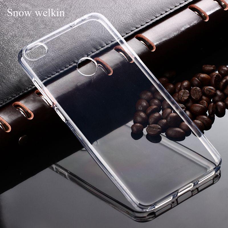 """100% Wahr Schnee Welkin Für Huawei Honor 8 Lite Transparent Klar Silikon Weiche Ultra Thin Tpu Rückseitige Abdeckung Fall Für Huawei P8 Lite 2017 5,2"""""""