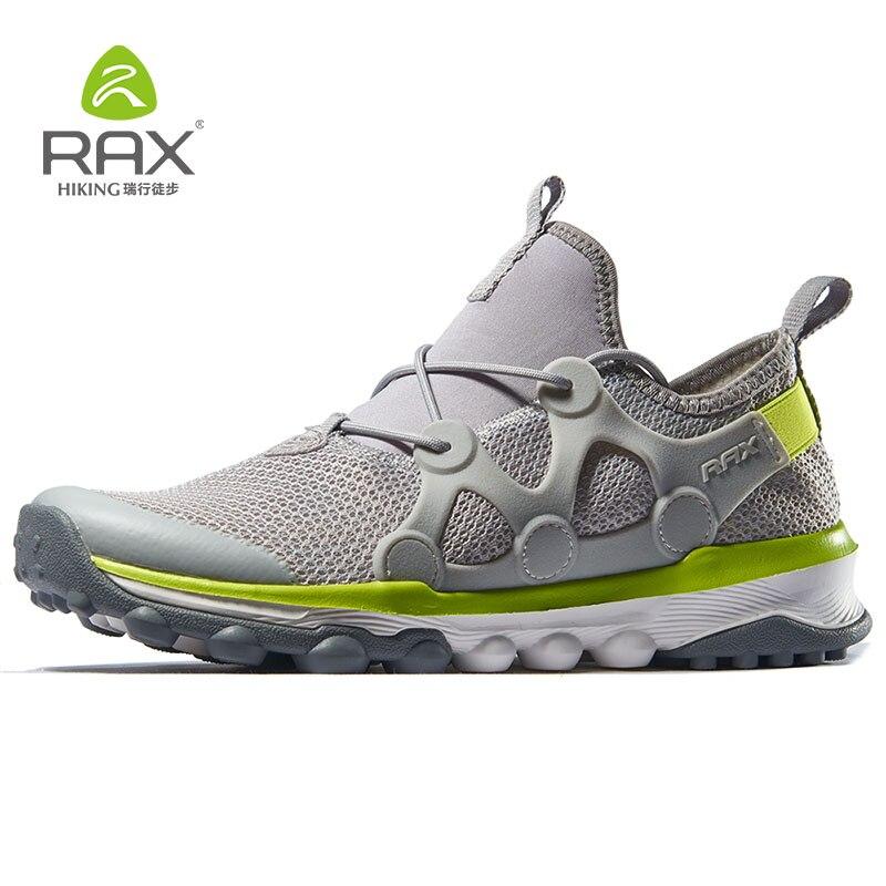 online retailer 5ad31 50026 Rax Männer Wanderschuhe herren Schuhe Gleitschutz Outdoor Trekking  Turnschuhe für Männer Leichte Berg Schuhe Atmungsaktive Climbling Outdoor  Schuhe