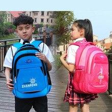 Primary School Bag Men and Women Counseling Class Custom LOGO Printing Children Bag Double Shoulder School Bag Bag недорго, оригинальная цена