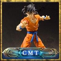 CMT INSTOCK BANDAI TAMASHII NATIONS Original S H Figuarts Dragon Ball Z DBZ SHF Yamcha PVC