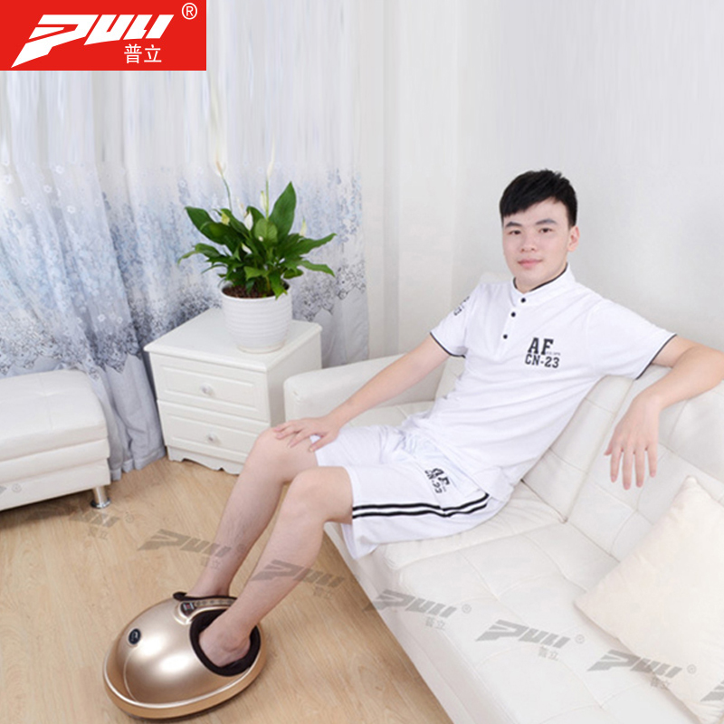 PULI Electric Finger Press Foot Relaxation Massager Far Infrared Heat - Денсаулық сақтау - фото 2