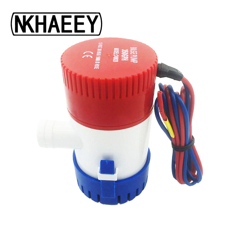 1100GPH 12V/24V DC Submersible Pump /Bilge Pump/Cruise Ship Drain Pump / Marine Pump 750gph 12v 24v dc submersible pump bilge pump cruise ship drain pump marine pump