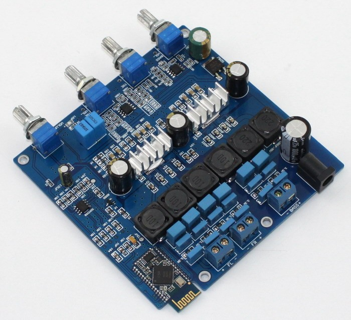 Frss-Shipping-24VDC-2-1-channel-class-D-bluetooth-4-0-TPA3116-Input-mode-only-Bluetooth (3)