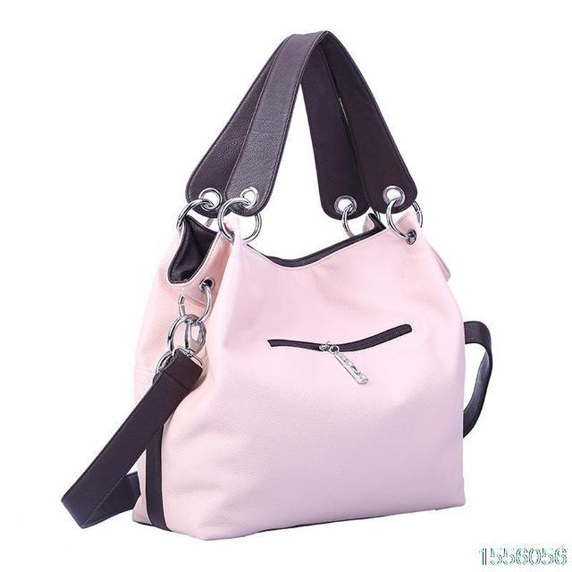 Women Handbag PU Leather casual messenger bolsos mujer Retro Vintage Shoulder Crossbody tote bag Bolsas Femininas sac