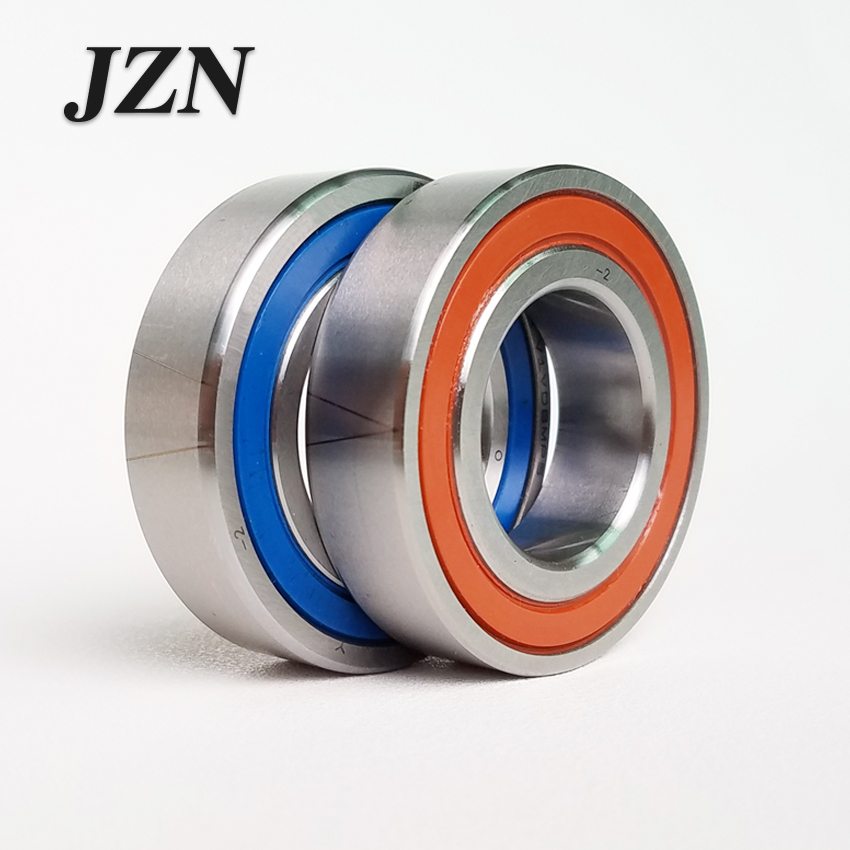O Envio gratuito de Alta-precisão correspondência de rolamento de contato angular rolamentos da máquina de gravura 7000 7001 7002 7003 7004 7005-2RZ P5