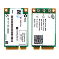 Intel Wifi 5300 533AN_MMW 2.4 Ghz 5 Ghz 300 M/450 M Placa de Rede Sem Fio Mini PCI-E