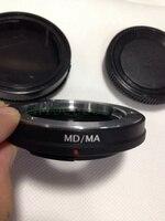 MD-mA MD-AF Крепление объектива переходное кольцо для minolta md объектив и для Sony Alpha Камера Средства ухода за кожей