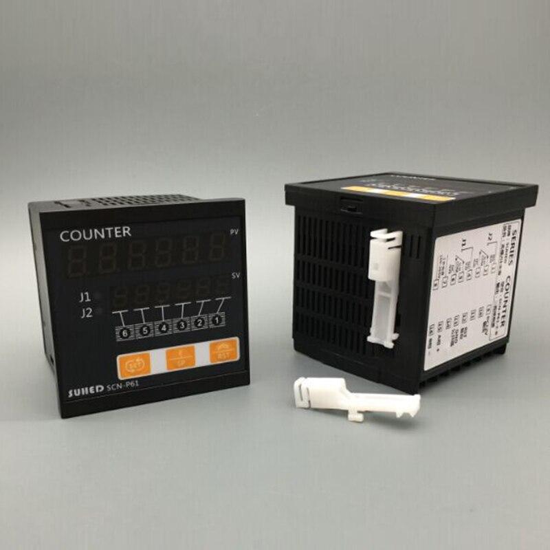 Code Wheel Type Electronic Metering Device Rolling Machine Length Measuring Controller Intelligent Digital Display