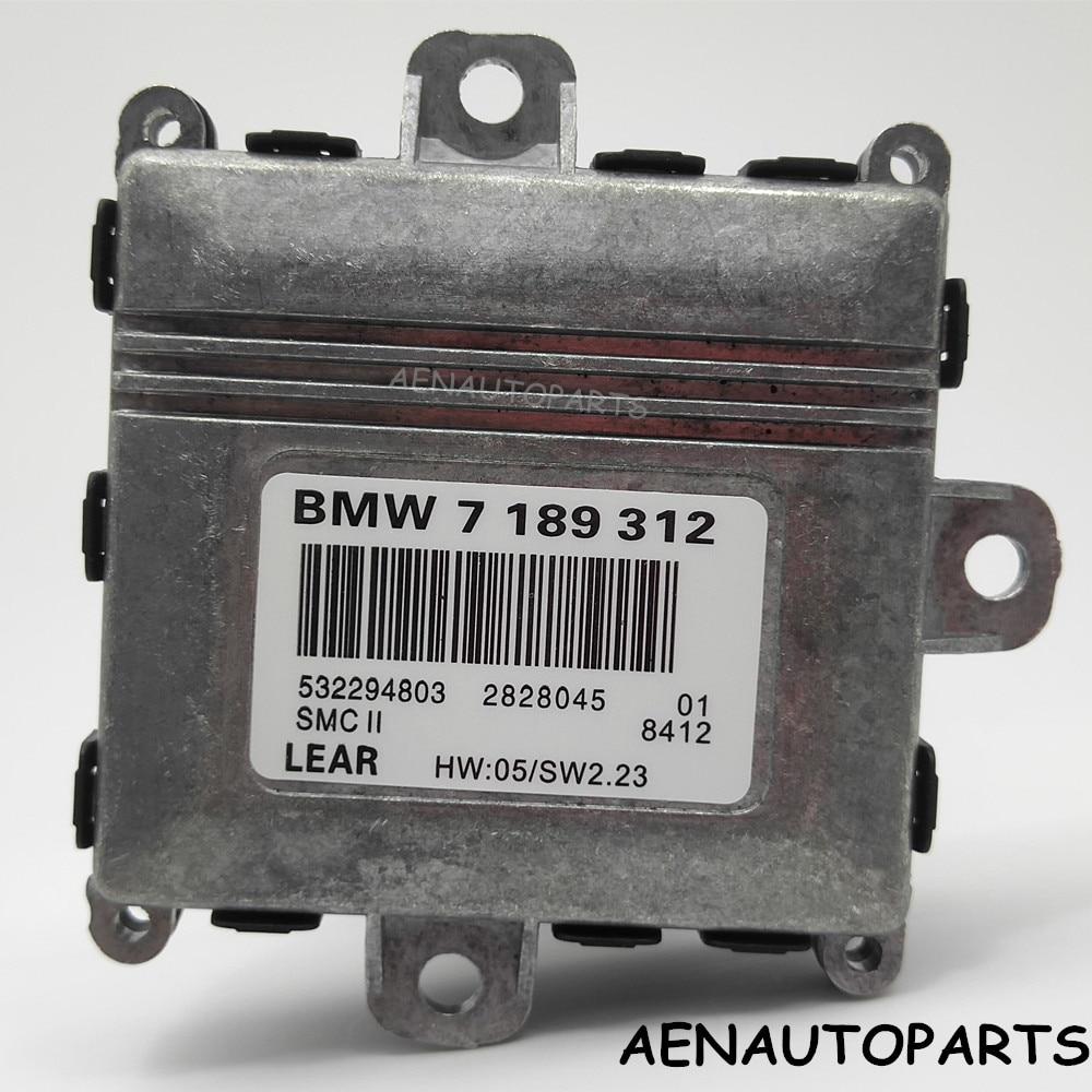 NEW ALC Headlight Leveling Control Unit 7189312 for BMW 3 5 7 Series E46 E60 E65 E66 E61 E90 E91 for bmw e65 e66 7 series oem front window windshield wiper blade set new 745i b7 oe 61 61 0 442 837 new
