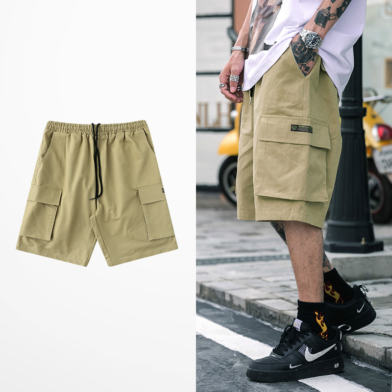 cargo shorts mens fashion
