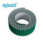3M Open Ended Timing Belt Width 15mm Polyurethane Belt for Laser Engraving CNC Machines & 5pcs 24 Teeth HTD 3M Timing Pulley Bor