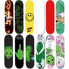 Top Quality DIY Neweset Waterproof 24*85cm Stickers Skate For The Back  Skateboard. US $12.14 - 13.14 / piece Free Shipping