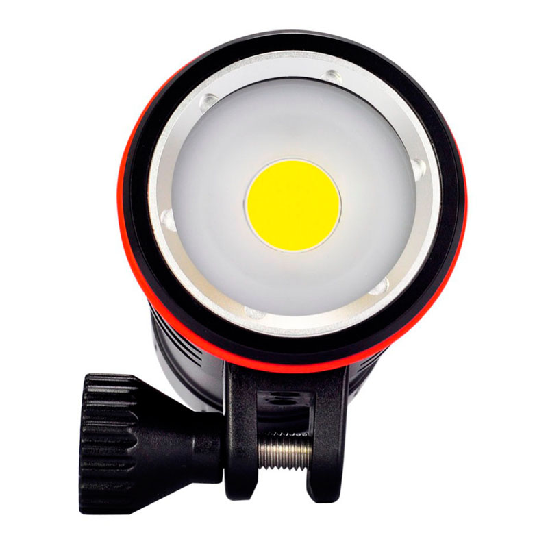 ARCHON COB led Diving light 2700lm Waterproof 100 m Diving photography fill light high quality diving photo video lighting lamp in Professional Lighting from Lights Lighting