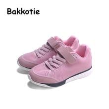 Bakkotie 2017 New Fashion Children Spring Autumn Baby Boy Casual Sneaker Kid Brand Leisure Sport Shoe Girl Trainer Breathable