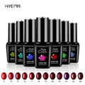 144 colors UV Gel Polish 7ML Long-Lasting Nail Gel Peel Off Soak-off LED Lamp Bling Cosmetic Hot Color top coat
