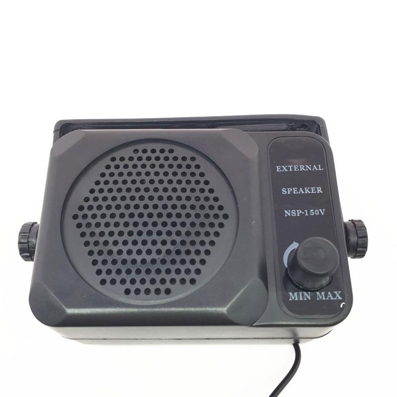 External Loudspeaker For  KENWOOD 2720/8108/868G For Motorola GM300 GM3188 Walkie Talkie
