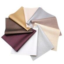 20*34 см простой Цвет Bump текстура тонкие полосы синтетическая кожа, материалы для ручных поделок для ручной работы обувь, 1Yc7287