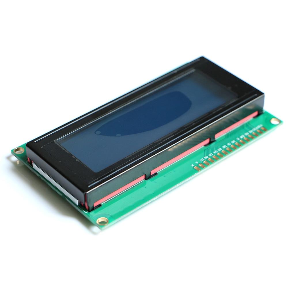 5pcs/lot Smart Electronics LCD Module Display Monitor LCD2004 2004 20*4 20X4 5V Character Blue Backlight Screen