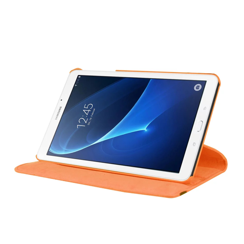 30Pcs/Lot 360 Degree Rotating Magnetic Smart PU Leather Protective Case For Samsung Galaxy Tab A 7.0 Inch SM-T280 /T285
