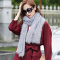 Scarf women Scarves winter Fashion wool classic Long Vintage Blanket Scarf Knitted Cotton scarves Hot Girls Lady