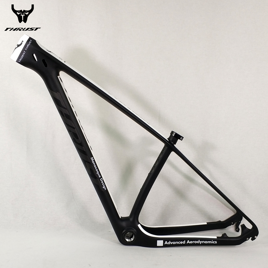THRUST Carbon Frame 29er Chinese Carbon mtb Bicycle Frame 15 17 19 T1000 Carbon Fibre Bike
