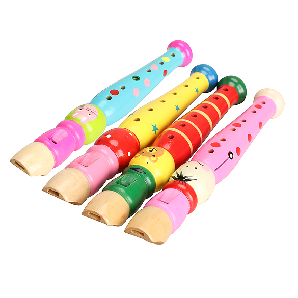 1-Piece-Random-Color-Plastic-Kid-Piccolo-Musical-Instrument-Early-Education-Toy-High-Quality-1