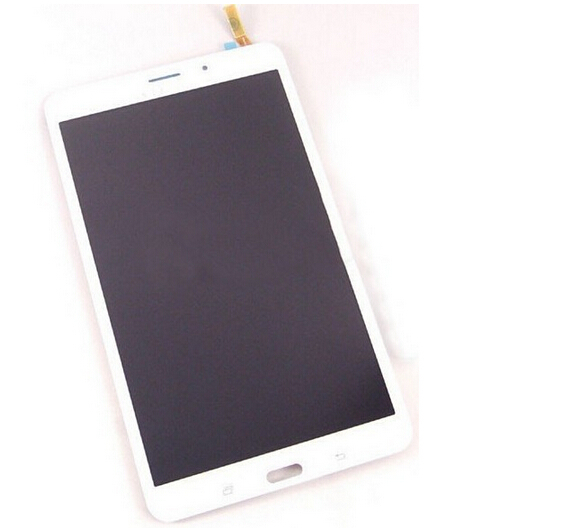 ФОТО For Samsung Galaxy Tab 3 8.0 SM-T311 T311 3G White LCD display touch Screen digitizer glass Assembly Free Shipping