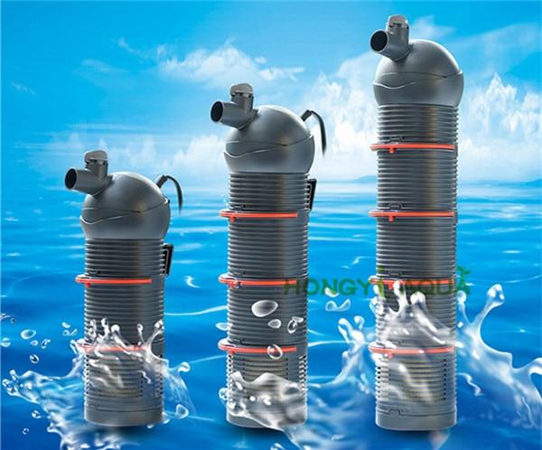1 piece EHEIM plastic built in filter creature cannon baby ball fish tank filter aquarium supplies