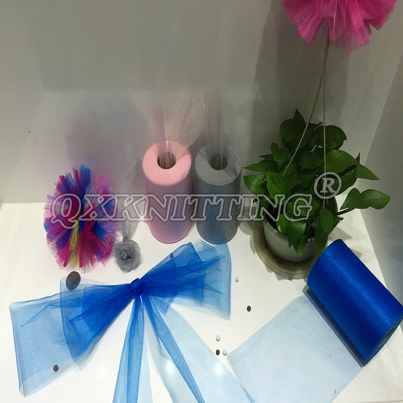 Soft Nylon Tulle Spool Roll 6'(15CM) X 100Yards(91.5M) for Tutu Dress