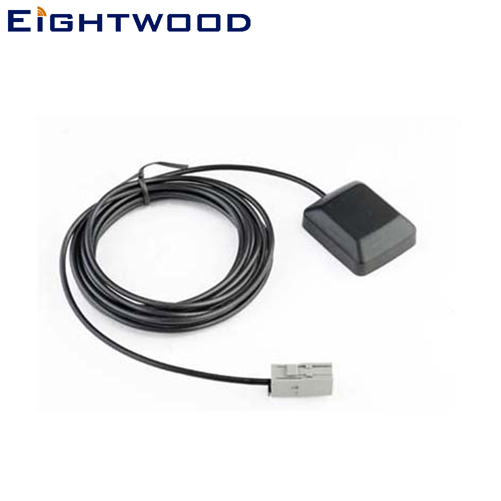 Antena do GPS do carro de Eightwood para o kenwood DNX7000EX DNX7100 DNX710EX DNX6140 DDX8120 DNX5160 / 6960