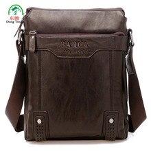 New Style Genuine Leather Men Messenger Bags Shoulder Bags Handbags Men Travel Bags