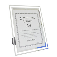 giftgarden a4 document frames certificate frame office decoration desktop poster frames glass covering