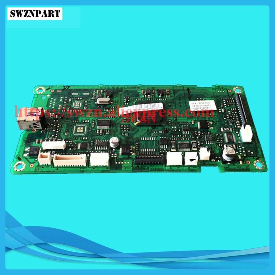 FORMATTER PCA ASSY Formatter Board logic Main Board MainBoard For Samsung SCX-3200 SCX-3201 SCX-3208 SCX-3205 SCX-3206 3201 3200 10432 scooby doo mysterious ghost house mode building blocks educational toys 75904 for children christmas gift legoingse toys