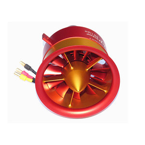 Image 5 - 90mm EDF Full Metal Ducted Fan JP 90mm with three Choice Brushless Motor: 4250 KV1750 Motor(6S),4250 KV1330(8S),4250 KV1050(12S)