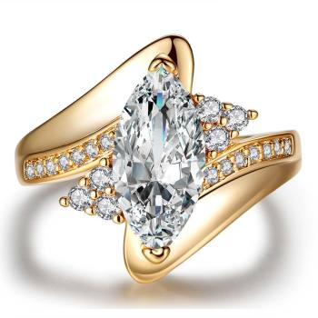 Luxurious Engagement/ Statement Ring 5