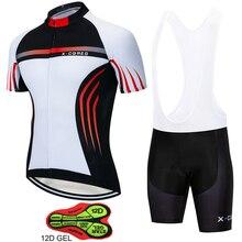X-CQREG Горячие Велоспорт Джерси комплект белый MTB велосипед одежда лето Велосипедный спорт костюмы Майо Conjunto Ropa Ciclismo