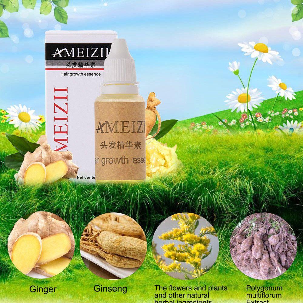 20ML Hair Growth Essence Hair Loss Liquid Natural Pure Origina Essential Oils Dense Hair Growth Serum Health Care Beauty