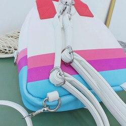 LXFZQ nowy torba szkolna s torba szkolna s dla dziewczynek PU plecak szkolny torba szkolna plecak dla dzieci szkoła tornister torba dla dzieci 6