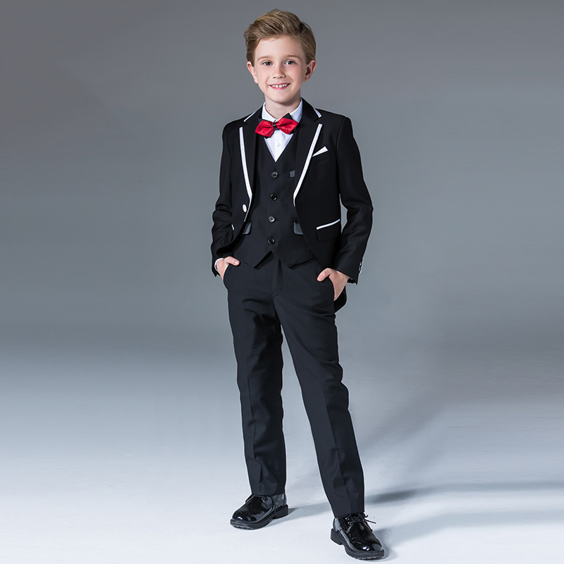 brand 2017 spring autumn new arrival boys formal suits for weddings ...