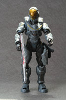 Halo 5 Guardians Series 1 Spartan Kelly Action Figure Loose No Pack Conllection Toys