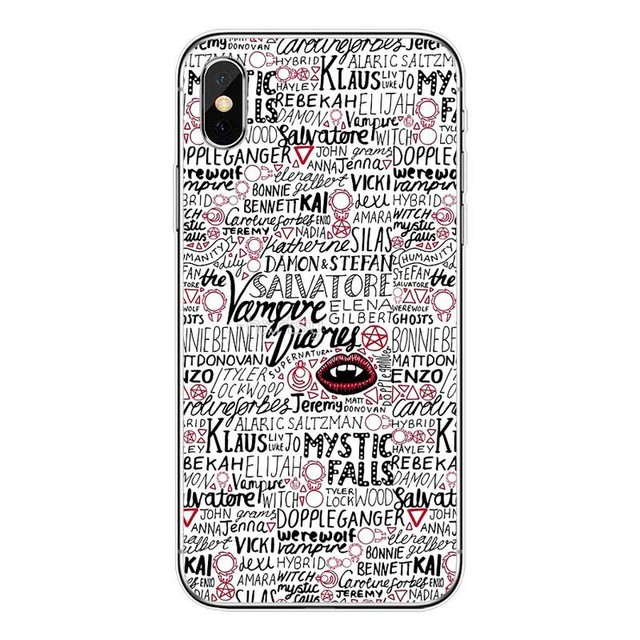 iphone 8 plus case tvd