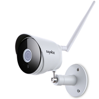SANNCE HD 1080P IP Camera Wireless Wifi Bullet Camara Outdoor Waterproof Night Vision IR Cut Onvif
