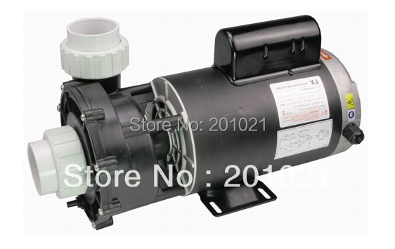 LX Whirlpool Bath Pump REPLACEMENT Pool and spa pump WUA200-II 2 hp 2 speed, 230v with 2 speed,Suitable for North America spa swim pool pump 1 0hp with filtration