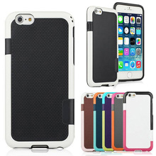 Case Silicone Candy Hybrid Armor Matte Soft For iPhone 7, iPhone 6, 6S, 6 Plus