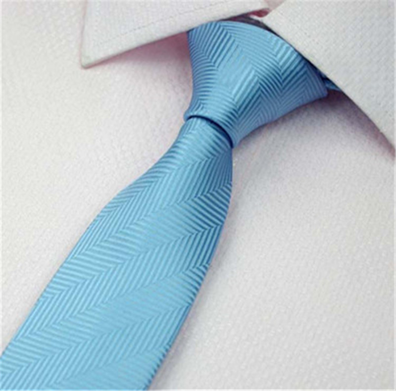 SCST Brand New Cravate Striped Solid Yellow Gold Silk Ties For Men Wedding Necktie 6cm Skinny Tie Slim Neckties Gravata CR037