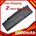 Bateria para samsung aa-pb2nc6b pb2nc3b aa aa-pb4nc6b r700 r710 r610 r65 r70 X360 X460 X60 X65 M60 P210 P50 P60 R40 R45 R60 R510