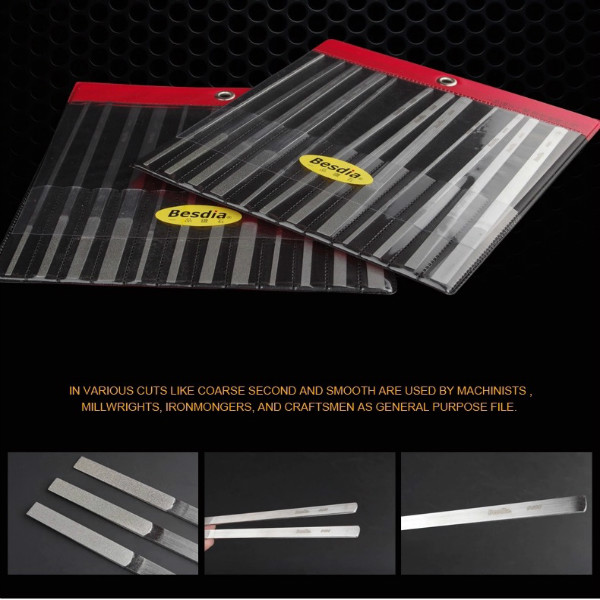 ФОТО Taiwan for a diamond file alloy composite flat inclined diamond file CF-400 file