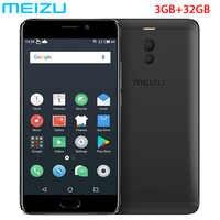 "Meizu M6 Note 3GB 32GB cellphone 4G LTE Snapdragon 625 Octa Core 5.5"" FHD 1920X1080P wifi Global ROM"