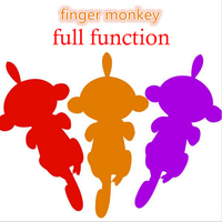 2018 New Funny Finger Interactive Baby Unicorn Mini Interactive Finger Smart Toys Christmas Gift Kid Finger